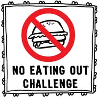 No Eating Out Challenge