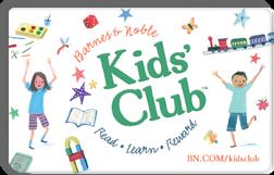B&N Kids' Club Members Get Freebies, Deals