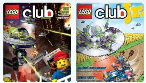 Free Lego Club Magazines
