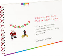 Christmas Worksheets for Santa's Little Helpers