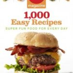 Food Network 1,000 Easy Recipes