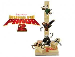 Kung Fu Panda Stacking Friends