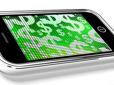 Make money with your mobile device