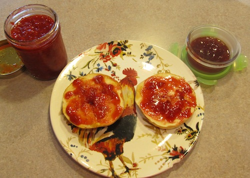 The final strawberry jam taste test