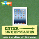 iPad-a-Day Sweepstakes