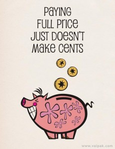 Full Price Just Doesn't Make Cents
