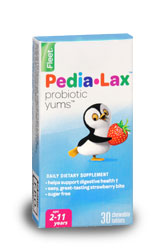 Pedia-Lax Probiotic Yums