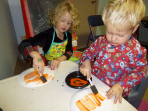 Halloween paper plate crafts