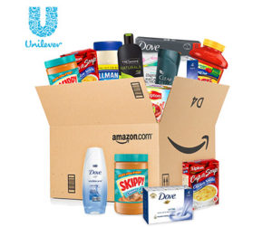 Free MP3 from Unilever and Amazon