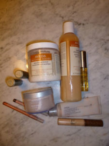 Aveda products