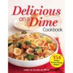 All You Delicious on a Dime Cookbook