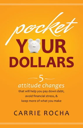 Get a Free Copy of Pocket Your Dollars