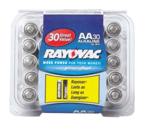 Ace Hardware Rebates: Rayovac Batteries