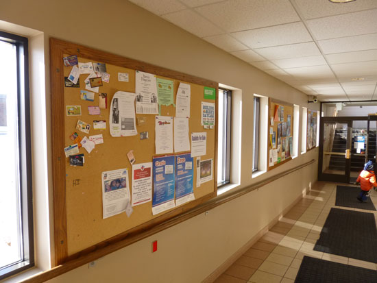 Look for Kids Activities on Community Bulletin Boards
