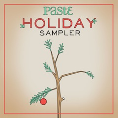 free Paste Holiday Music Sampler