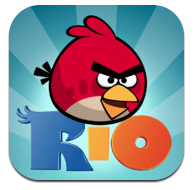 Free download of Angry Birds Rio