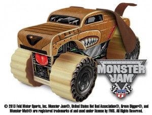 Free Lowe's Build &amp; Grow Clinic: Monster Mutt