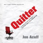 free audiobook Quitter by Jon Acuff