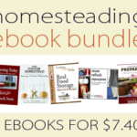 Homesteading eBook bundle