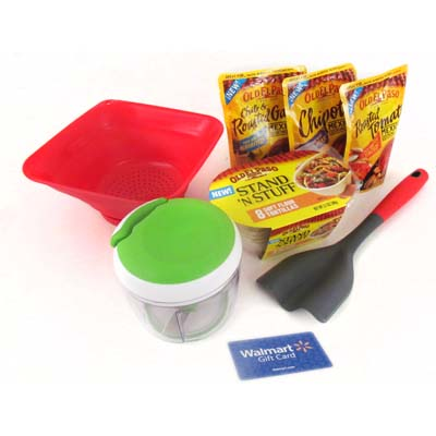 Win an Old El Paso Prize Pack Giveaway