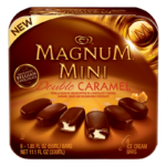 Magnum Mini Double Caramel Ice Cream Bars