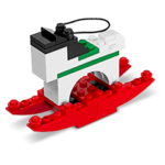 Free LEGO Mini Build: LEGO Rocking Horse