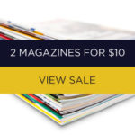 Get 2 Magazines for Just $10 at DiscountMags
