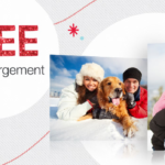Free 8×10 Photo Enlargement at Walgreens