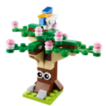 Free LEGO Mini Build: LEGO Spring Tree