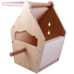 Free Lowe's Build & Grow Clinic: Birdhouse