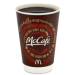 Free Small McDonald's McCafe Coffee