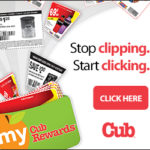 Digital Coupons at Cub Foods Makes Saving Easier