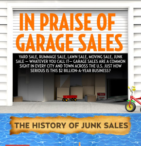 In Praise of Garage Sales - Northern Cheapskate