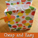 Cheap and Easy Gift Bag Filler