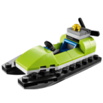 Free LEGO Mini Build: Jet Ski