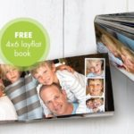 Free 4x6 Layflat Photo Book from Snapfish