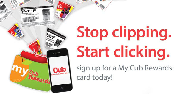 Digital Coupons Make Saving Easier At Cub Foods