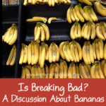 Is Breaking Bad? A Discussion About Bananas
