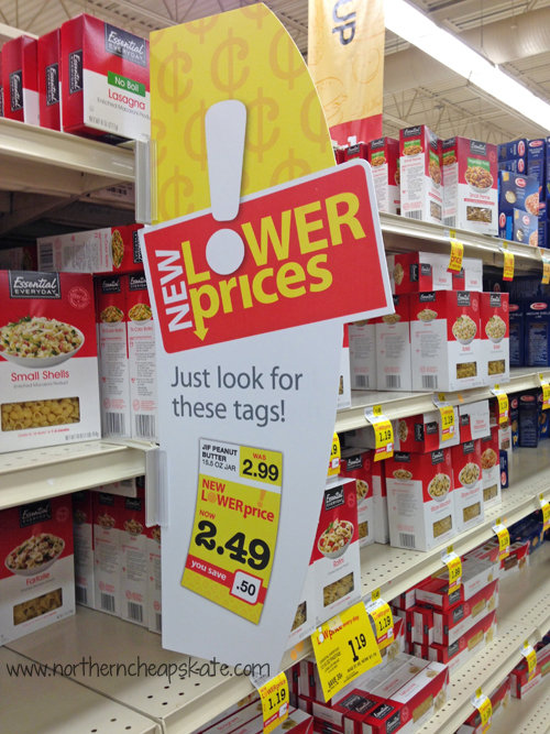 New Lower Prices at Cub Foods