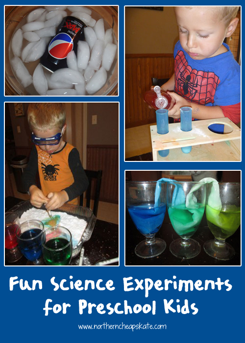 Fun Science Experiments for Preschool Kids