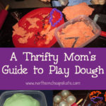 A Thrifty Mom's Guide to Play Dough