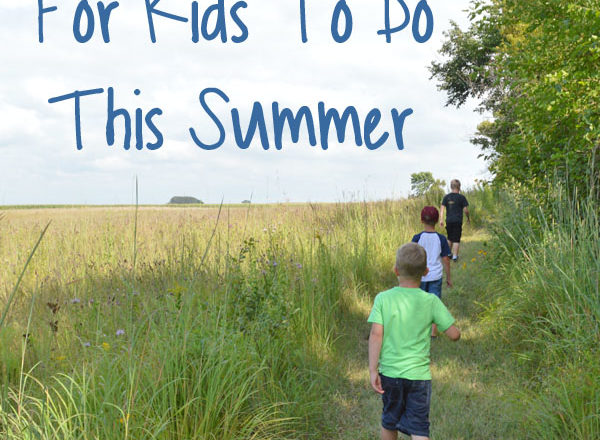 Free Things For Kids To Do This Summer