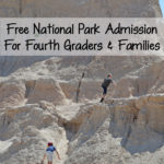 Free National Park Admission For Fourth Graders and Families