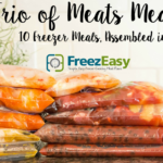 Fill Your Freezer With FreezEasy Meals in Under an Hour