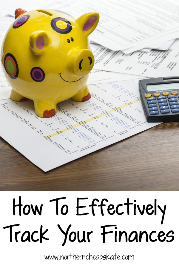 How To Effectively Track Your Finances