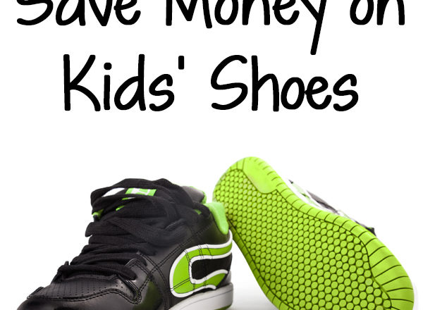 How to Save Money on Kids' Shoes