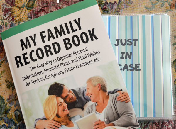 How to Create a Family Record Book