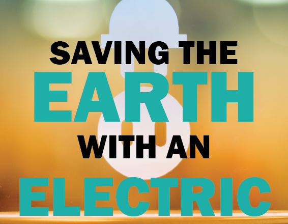 Saving the Earth with an Electric Car?