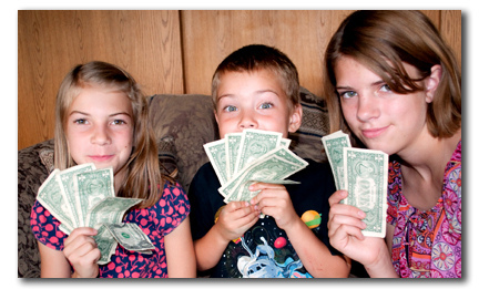 It's Never Too Early to Teach Kids About Money