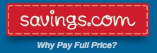 Savings.com Coupons